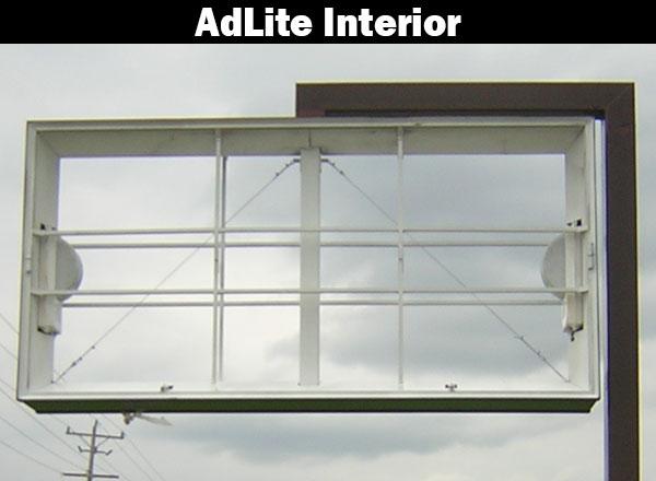 AdLite Rotary in McHenry County - Interior Shot
