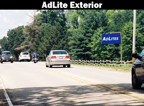 AdLite Rotary in McHenry County - Example Exterior Approach Shot